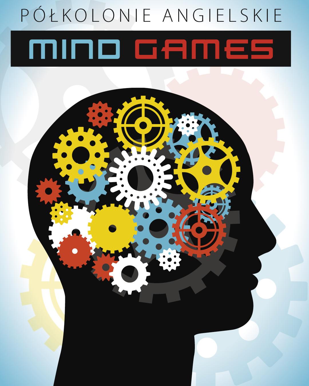 półkolonie z angielskim gdynia, mind games