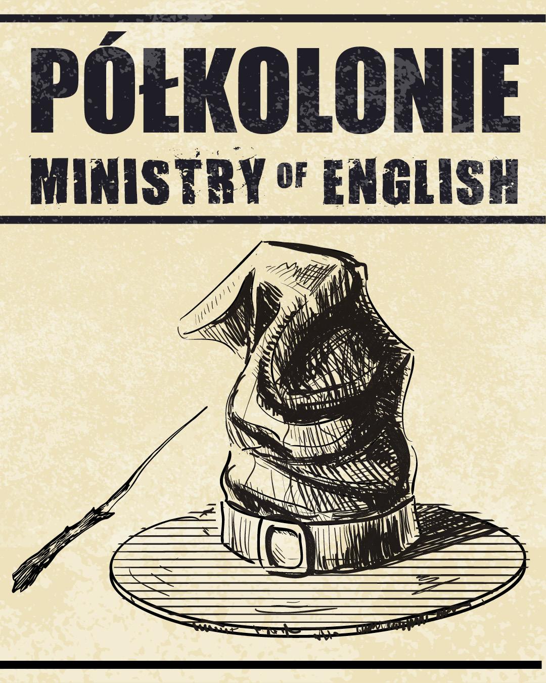 półkolonie z angielskim gdynia, ministry of english